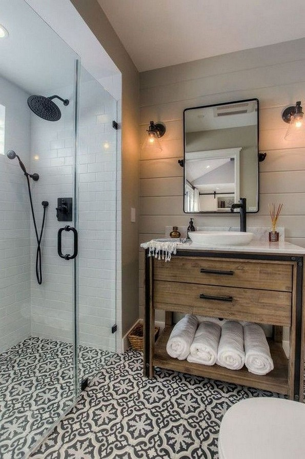 20 Beautiful Bathroom Shower Decoration 25