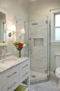 20 Beautiful Bathroom Shower Decoration 27