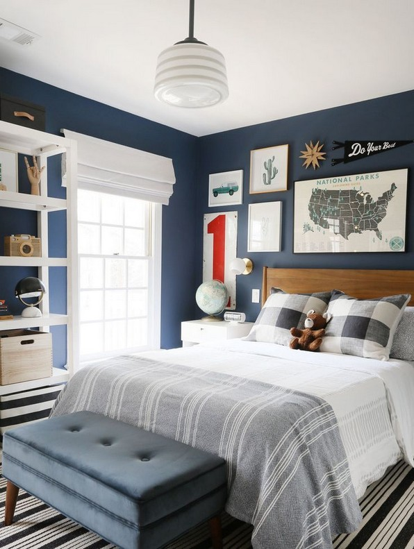 20 Great Ideas For Decorating Boys Rooms 10