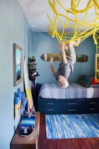 20 Great Ideas For Decorating Boys Rooms 11