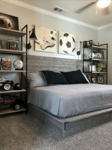 20 Great Ideas For Decorating Boys Rooms 19